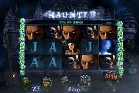 haunted slot