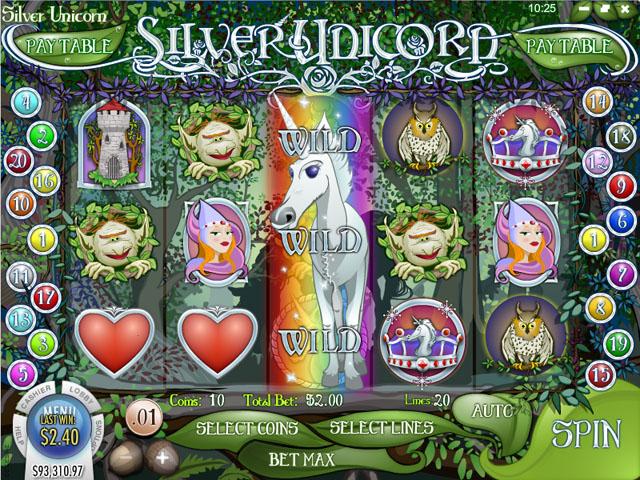 SilverUnicorn-Slot