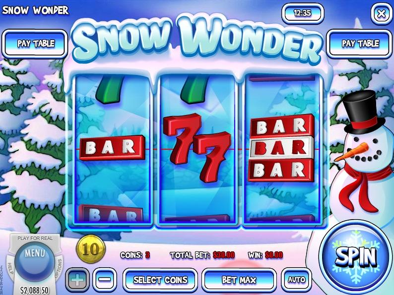 Snow-Wonder smbls